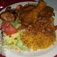 Photo taken at D'Mangu Restaurant by José A. L. on 12/9/2011