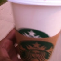 Photo taken at Starbucks by Hanna D. on 10/18/2011