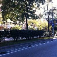 Photo taken at Avinguda de Josep Tarradellas by montse___bcn on 12/12/2011