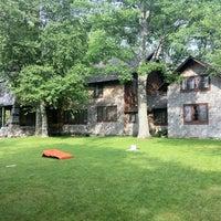 Photo taken at Birchcroft Lake Mansion by Jason G. on 8/8/2012