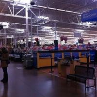 Photo taken at Walmart Supercenter by John A. on 2/8/2011