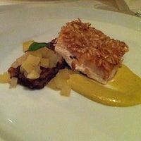 Photo taken at Chef Mavro Restaurant by Nathan K. on 4/28/2011