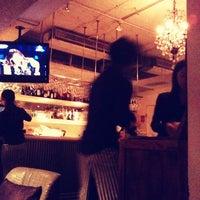 Photo taken at Khaki Cafe Bar by Green L. on 3/26/2011