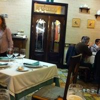 Photo taken at Restaurante Azabache by Mª José on 12/16/2011