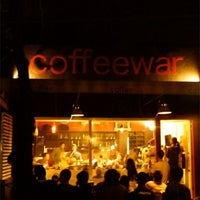 Photo taken at Coffeewar by tuhdil h. on 1/15/2011