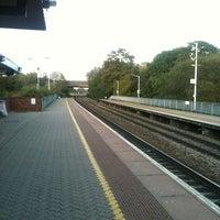 Photo taken at Tiverton Parkway Railway Station (TVP) by Matthew R. on 10/16/2011