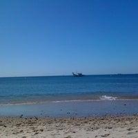 Foto tomada en Playa de Islantilla por Marilu F. el 8/24/2011
