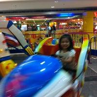 Photo taken at World of Fun by Michelle Santos M. on 11/7/2011