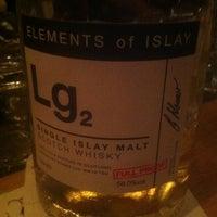 Снимок сделан в Whisky Café L&B пользователем Bart S. 12/20/2011