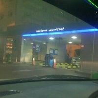 Photo taken at Emarat Gas Station محطة إمارات للوقود by Hunk on 10/31/2011