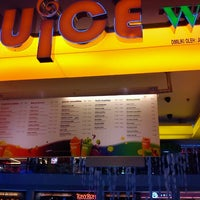 Photo taken at Juice Works by Asrafffitri A. on 8/5/2012