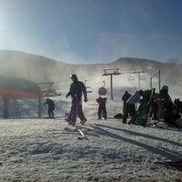 Photo taken at South Ridge Base Lodge by Lexi J. on 12/20/2011