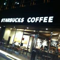 9/5/2012にmobaがStarbucks Coffee 御堂筋本町東芝ビル店で撮った写真