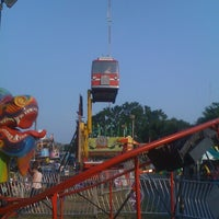 Photo taken at St Joseph County 4-H Fair Grounds by Jayme R. on 7/2/2012