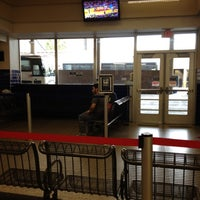 Photo taken at Greyhound Bus Lines by Karen S. on 4/3/2012
