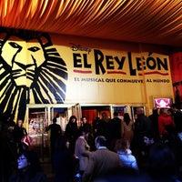 Photo taken at Teatro Lope de Vega by Rafa M. on 11/18/2011