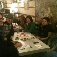 Photo taken at Pera iN Bistro by Onur D. on 1/21/2012