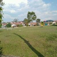 Photo taken at Padang Fasa 1 by Umar R. on 10/28/2011