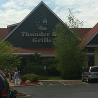 Photo taken at Thunder Bay Grille by Chris P. on 6/8/2012