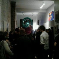 Photo taken at Kianga Ellis Projects by Michelle @artcoholic H. on 12/29/2011