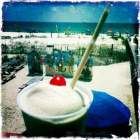 Photo taken at Flora-Bama Lounge, Package, and Oyster Bar by Kelley on 5/28/2011