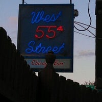 Photo taken at West 55th Street by F Javier E. on 9/5/2011