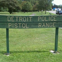 Photo taken at Detroit Police Pistol Range by Glenn A. on 8/23/2011