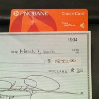 Photo taken at PNC Bank by Christina H. on 3/7/2012