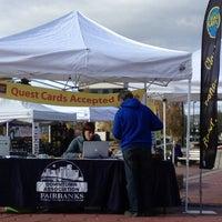 Photo taken at Fairbanks Down Town Market by Lidiia O. on 9/11/2012