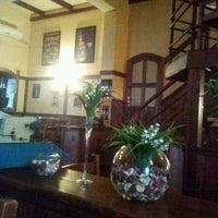 Photo taken at La Calderon 80 by Serban B. on 2/1/2012