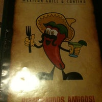 Photo taken at Pepper's Mexican Grill & Cantina by Nasya W. on 7/6/2012