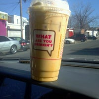 Photo taken at Dunkin Donuts by Nafeesah on 2/9/2012