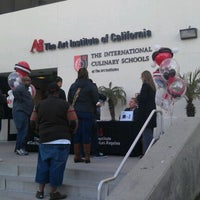 Photo taken at Art Institute of California - Los Angeles by Colby C. on 1/6/2012