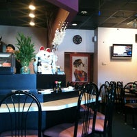 Photo taken at Origami Sushi by Daniel S. on 1/28/2011