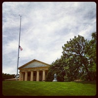 Photo taken at Arlington House by Kathy M. on 5/18/2012