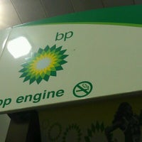 Photo taken at BP by Tyree A. on 12/3/2011