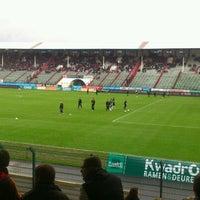 Photo taken at Bosuilstadion by François D. on 11/27/2011