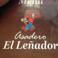 Photo taken at Asadero El Leñador by Alex F. on 5/30/2012