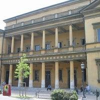 Photo taken at Teatro Storchi by Giacomo M. on 12/6/2011