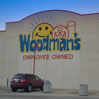 Photo taken at Woodman's Food Market by Christopher on 11/23/2011