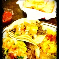 Photo taken at La Cabana Mexican Restaurant by PupilsBabyBlue .. on 3/23/2012