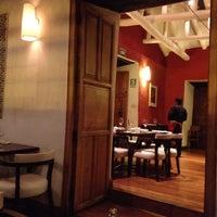Photo taken at LIMO Cocina Peruana & Pisco Bar by Esteban J. on 8/9/2012