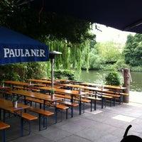 Photo taken at Stein's Bavarian Restaurant by Andrew D. on 6/10/2012