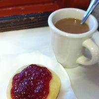 Photo taken at The Crumpet Shop by Sara D. on 11/14/2011