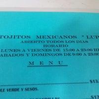 Photo taken at Antojitos Mexicanos La Lupita by •Miss T. on 7/1/2012