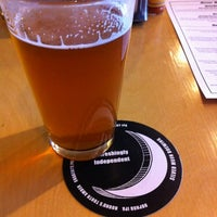 Photo taken at Silver Moon Brewing & Tap Room by Peter & Sara on 6/9/2012