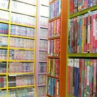 Photo taken at ร้านบ้านการ์ตูน สาขาลาดพร้าว80 by tansod t. on 6/9/2012