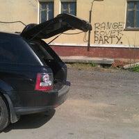 Photo taken at Автомойка ABC by илья б. on 4/29/2012