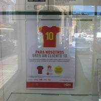 Photo taken at Niza Móviles (Vodafone) by Francisco P. on 6/7/2012