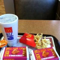 Photo taken at McDonalds by Adam J. on 11/9/2011